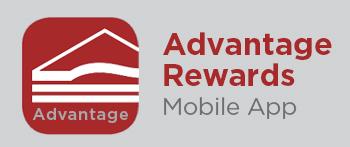 Advantage Rewards App Logo
