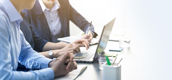 Reviewing investment portfolio