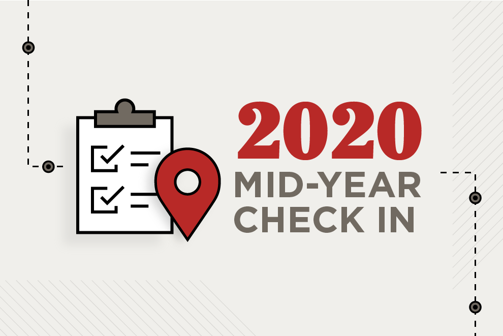 2020 Mid Year Check In